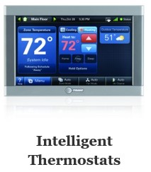 Intellegent thermostats